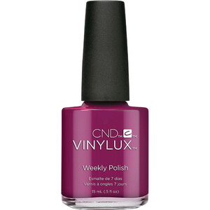 CND Vinylux - Fall 2017 NightSpell Collection - Berry Boudoir 0.5 oz. - 7 Day Air Dry Nail Polish (767154)