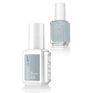 Essie Gel & Essie Lacquer Duo - Wild Nudes Collection - MOONING - 1 Gel Nail Color + 1 Enamel Nail Color (#1126G - #1126)