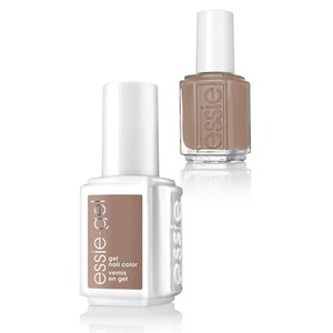 Essie Gel & Essie Lacquer Duo - Wild Nudes Collection - TRUTH OR BARE - 1 Gel Nail Color + 1 Enamel Nail Color (#1128G - #1128)