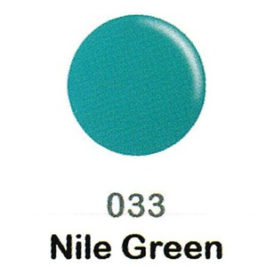 DND Duo Gel Pack - DC Collection - NILE GREEN - #033 1 Gel Polish 0.47 oz. + 1 Lacquer 0.47 oz. in Matching Color (DND-DC-033)