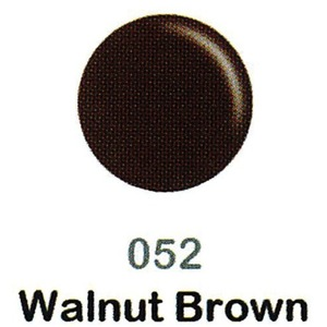 DND Duo Gel Pack - DC Collection - WALNUT BROWN - #052 1 Gel Polish 0.47 oz. + 1 Lacquer 0.47 oz. in Matching Color (DND-DC-052)