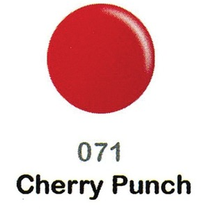 DND Duo Gel Pack - DC Collection - CHERRY PUNCH - #071 1 Gel Polish 0.47 oz. + 1 Lacquer 0.47 oz. in Matching Color (DND-DC-071)