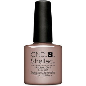 CND Shellac - Glacial Illusion The Collection - Radiant Chill 0.25 oz. - The 14 Day Manicure is Here! (768782)