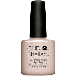 CND Shellac - Glacial Illusion The Collection - Cashmere Wrap 0.25 oz. - The 14 Day Manicure is Here! (768781)