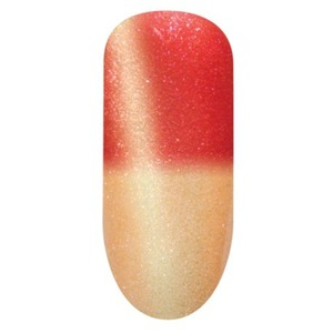 La Palm Gel II No Base Coat Gel Polish - Cateye Reaction - JUST PEACHY (#R235)