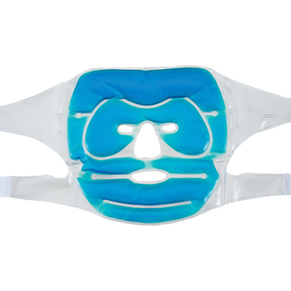 Warm-Cool Full Face Gel Mask - Blue 12 Pack (505311 X 12)