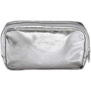 Cosmetic Bag - Silver 24 Pack (59918 X 24)