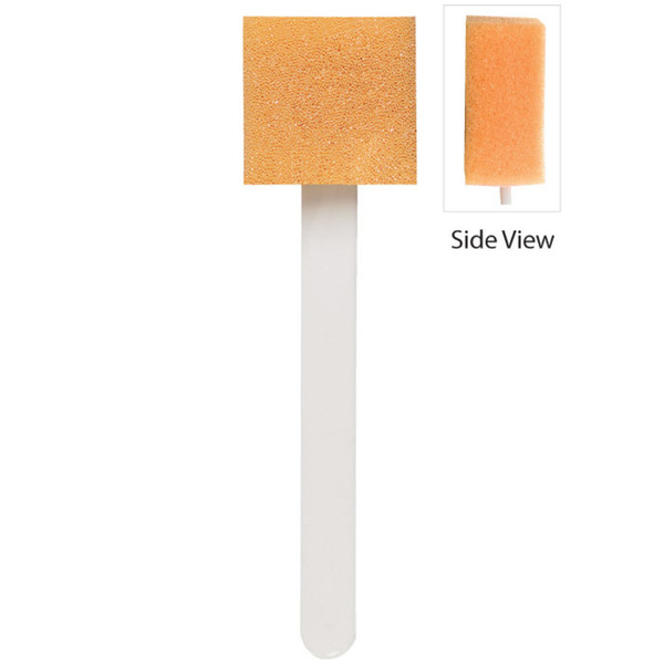 "Sponge on a Stick Body Applicator - 8"" Long 300 Pack (17003 X 300)"
