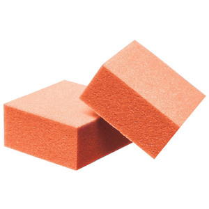 "Mini Buffing Blocks - Orange - 100180 Grit - 1"" X 1"" 1764 Pack (503410 X 14)"