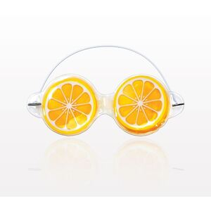 "Orange Gel Eye Mask - 7.25"" x 3.75"" Case of 60 Masks (505307 X 60)"