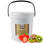 Strawberry Kiwi - Hand Foot Body Sugar Scrub 75 oz. Tub - 2 Pack = 150 oz. by MeBath (BSS408 X 2)