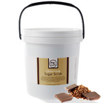 Choco-Holic - Hand Foot Body Sugar Scrub 75 oz. Tub - 2 Pack = 150 oz. by MeBath (BSS410 X 2)