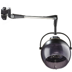 Dir Hood Hair Dryer - CAPSULE Wall Mounted 1100 Watts (H133W)