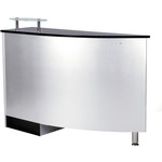 DIR Reception Desk Argento (4337)