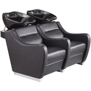 DIR Majestic Shampoo Backwash Unit with Double Seats (7899)