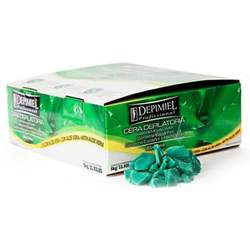 Depimiel - Stripless Hard Wax From Brazil - Aloe Vera Box 11.02 lbs. Box (5426-Case)