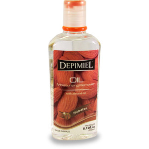 Depimiel - Oil Hydration Remover with Almond Oil 8.12 Fl. Oz. - 240 mL. Each Case of 12 Bottles ()