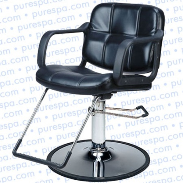 Isidora Styling Chair With Round Base (AX-1801)