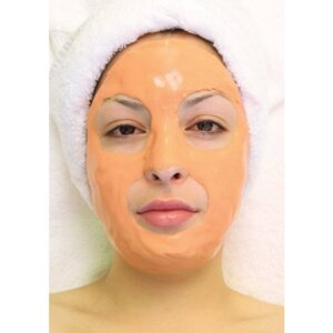Algae Peel-Off Mask - Pumpkin Mask 4.4 Lbs. (2 Kilograms) Bulk Pack (LV3001 X 2)