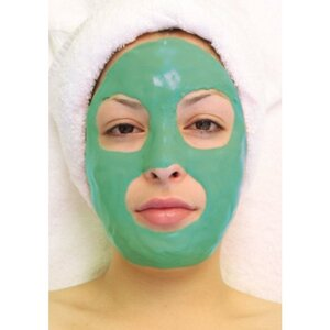 Algae Peel-Off Mask - Cold Cryogenic Mask 4.4 Lbs. (2 Kilograms) Bulk Pack (LV3025 X 2)