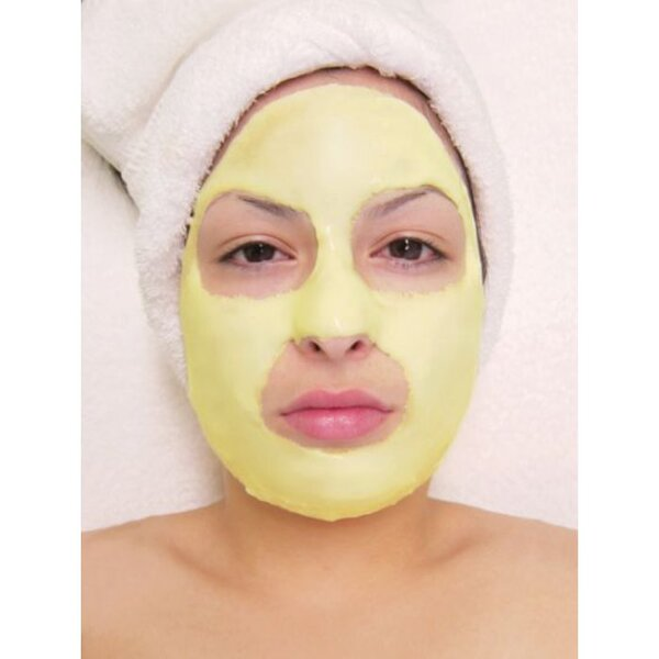 Algae Peel-Off Mask - Olive Oil Mask 30 Single Treatment Packs - 1.05 oz. (30 Gram) Each = 1.98 Lbs. (900 Grams) Total (LV3045S X 30)