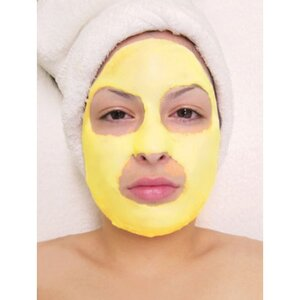 Algae Peel-Off Mask - Exfoliating Papaya Mask 4.4 Lbs. (2 Kilograms) Bulk Pack (LV3060 X 2)
