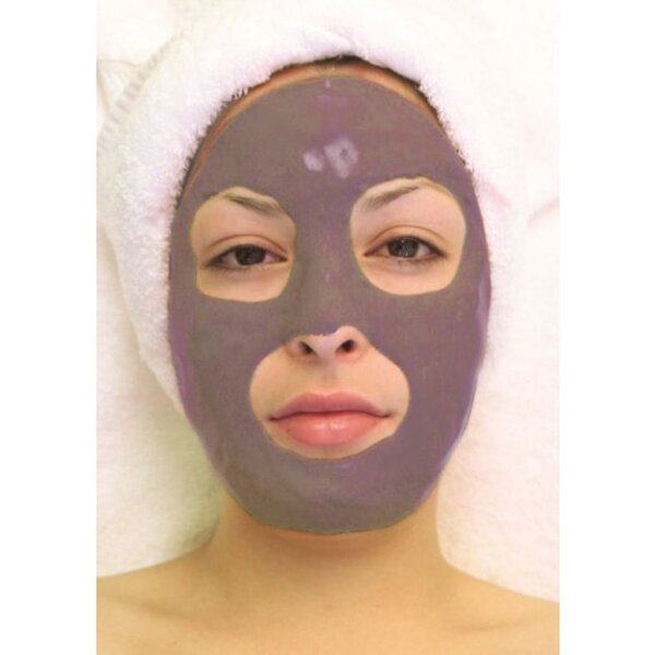 Algae Peel-Off Mask - French Wine Exotic Mask 4.4 Lbs. (2 Kilograms) Bulk Pack (LV3070 X 2)