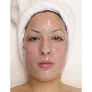 Hydrophylic Gel Collagen Mask - Lavender Collagen Mask Pack of 15 - Each is Single Use (MC4567 X 15)