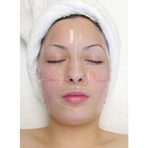 Hydrophylic Gel Collagen Mask - CoQ10 Collagen Mask Pack of 15 - Each is Single Use (MC4555 X 15)