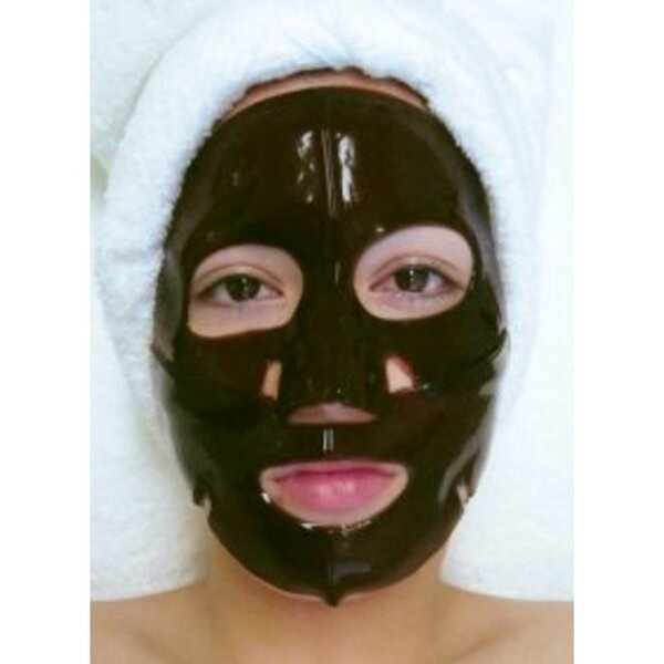 Hydrophylic Gel Collagen Mask - Caffeine Collagen Mask Pack of 15 - Each is Single Use (MC4566 X 15)