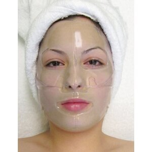 Hydrophylic Gel Collagen Mask - 4 in 1 Collagen Mask Pack of 15 - Each is Single Use (MC2700 X 15)