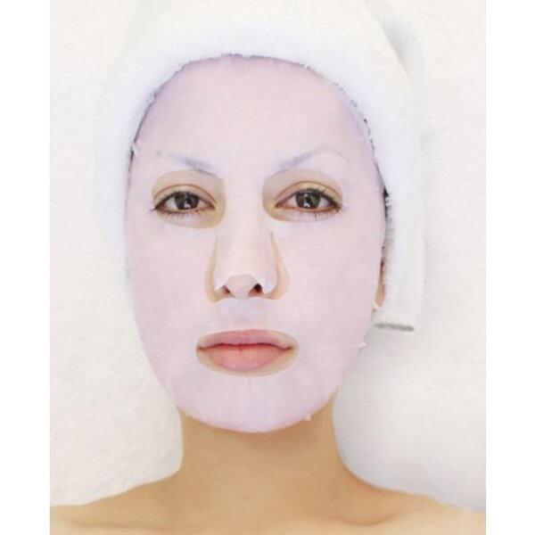 Specialty Mask - Stem Cell Mask - Anti-Wrinkle Pack of 8 - Each Pre-Moistened 100% Natural and Paraben Free Mask is Single Use (MX9011 X 8)