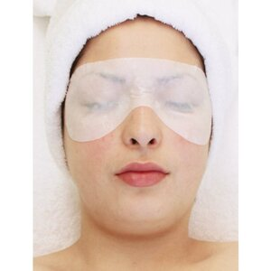 Elastin Wet Collagen Eye Mask Pack of 24 Masks - Each is Single Use (MS2804 X 24)