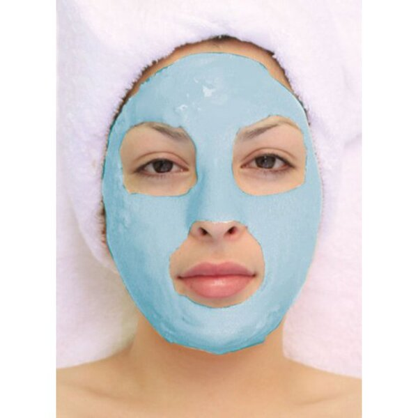 Peppermint Relaxing Soft Mask 25 Two Treatment Packs - 2.1 oz. (60 Grams) Each = 3.3 Lbs. (1.5 Kilos) Total (ER-349S X 25)