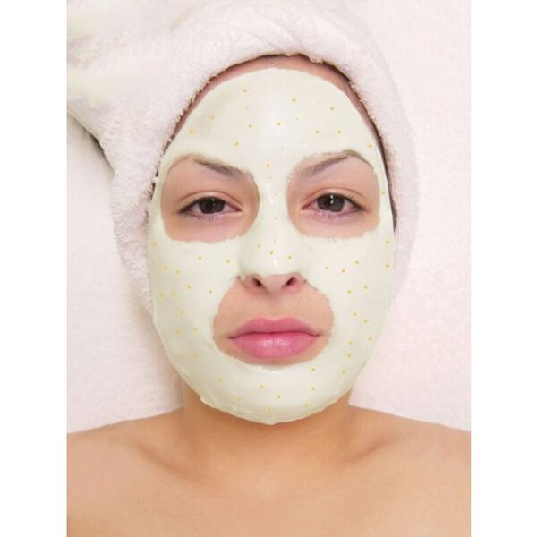 Jasmine Aroma Lifting Soft Mask 25 Two Treatment Packs - 2.1 oz. (60 Grams) Each = 3.3 Lbs. (1.5 Kilos) Total (ER-5002S X 25)