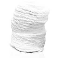 Cotton Coil 12 Lb. Box X 2 Boxes = Case of 24 Lbs. of Cotton Coil (1506141 X 2)