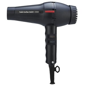 Turbo Power TwinTurbo 2600 Professional Hair Dryer 1800 Watts (TP304A)