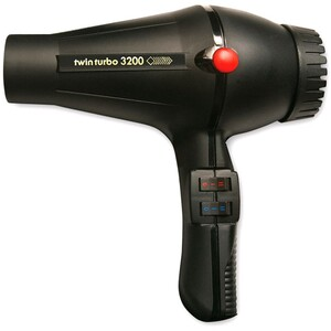 Turbo Power TwinTurbo 3200 Professional Hair Dryer 1900 Watts (TP324)
