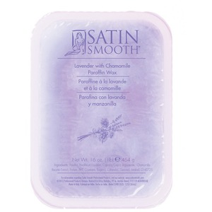 Lavender And Chamomile Paraffin Wax 1 Lb. (SSPB10LCG)