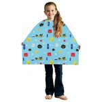 "BETTY DAIN Silly Birds Kid's Shampoo Cape 36""W X 36""L (271-AL)"