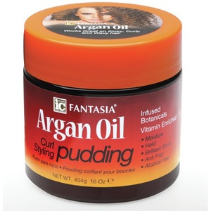 Argan Oil Curl Styling Pudding 16 oz. (7070)