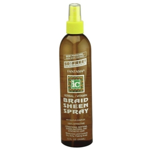 Braid Sheen Spray 12 oz. (502140)