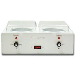 THERMAL SPA Elite Double Depilatory Wax Warmer (49122)