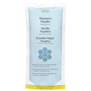 GIGI Blueberry Paraffin Wax 1 lb. (851)