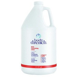 BODY DRENCH Daily Moisturizing Lotion Original Scent 1 Gallon (30628)