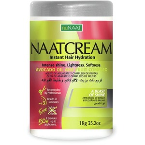 NAAT Cream Avocado Oil & Fruit Complex 35.27 oz. - 1 Kilogram (106P000002)