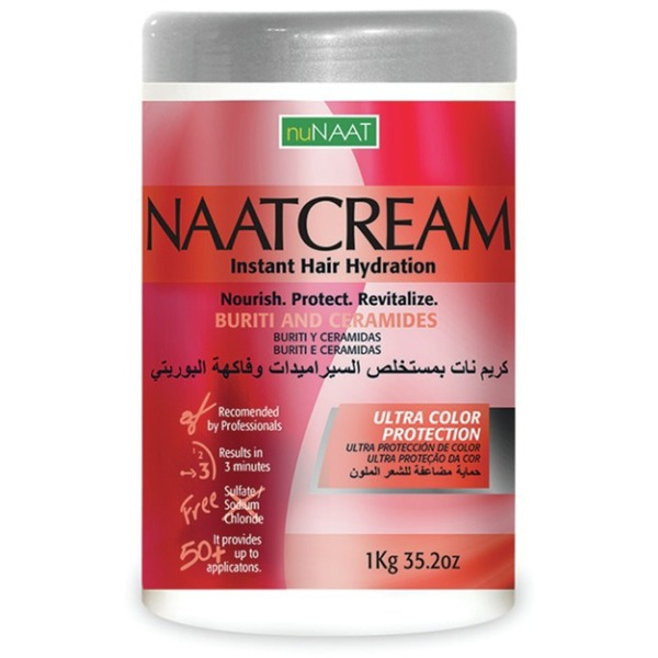 NAAT Cream Buriti & Ceramides 35.27 oz. - 1 Kilogram (106P000005)