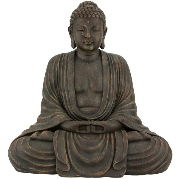2 ½ ft. Tall Japanese Sitting Buddha Statue (STA-BUD40)