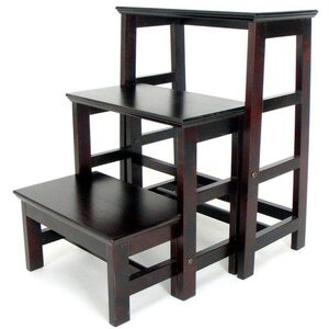 "25"" Stair Step Stacking Tables Stool (WB-3517X)"