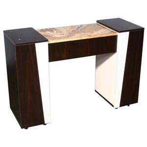 Deville Manicure Table - Half Marble Top (SF501)